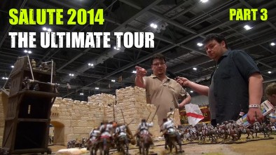 Salute 2014 The Ultimate Tour Part 3