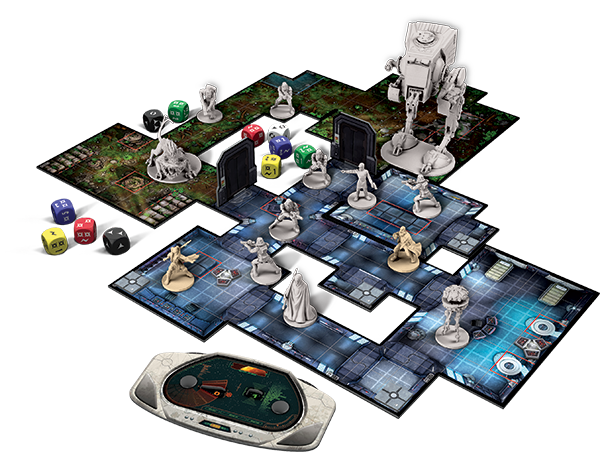 Star Wars Assault Game