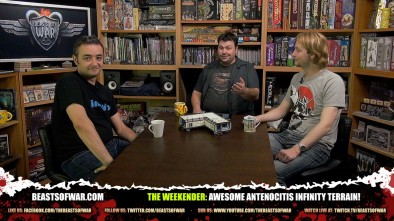 The Weekender: Awesome Antenocitis Infinity Terrain!
