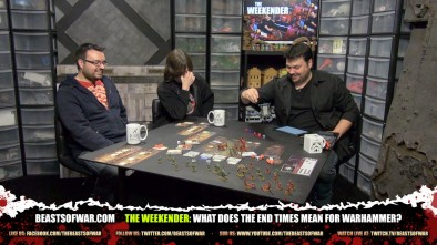 The Weekender: What Does The End Times Mean For Warhammer?