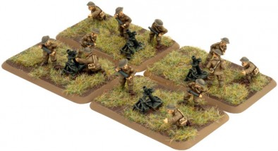 Trench Mortar Platoon