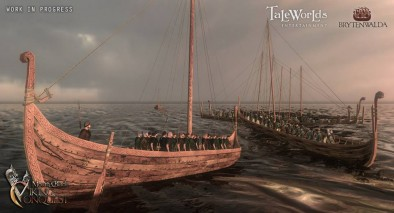 Viking Conquest Boats