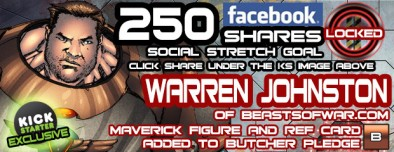 Warren Kickstarter Exclusive