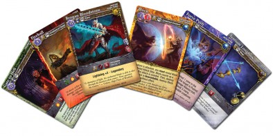 mage wars cards