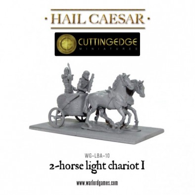 2 Horse Light Chariot I