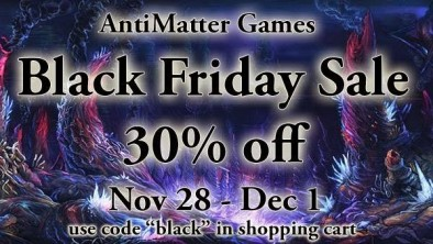Antimatter Sale