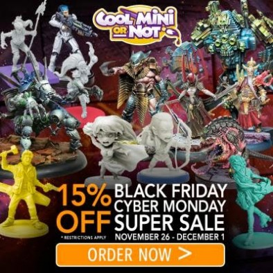 Cool Mini or Not Sale