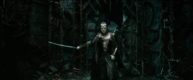 Elrond in Armour