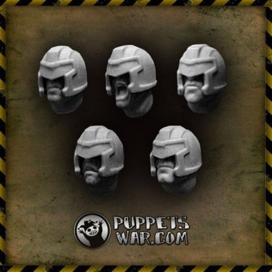 Executioner Heads Side