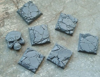 Fantasy Bases and Death Marker