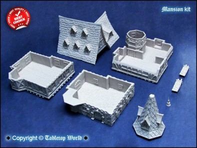 Mansion Components
