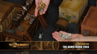 Wolsung Stratagems: The Armstrong Toss