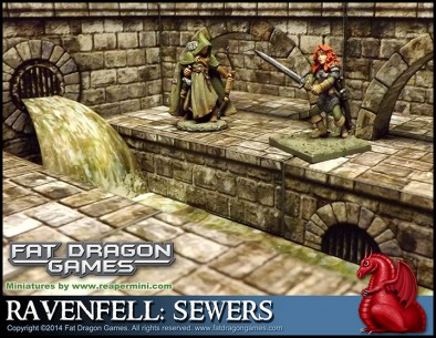 Ravenfell Sewers