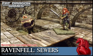 Ravenfell Sewers Beholder