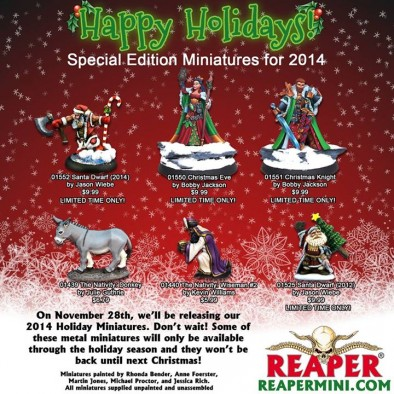 Reaper Holiday Sale