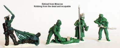 Retreat from Moscow Looting