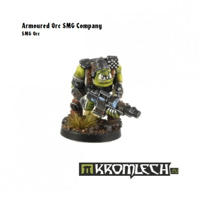 SMG Orc