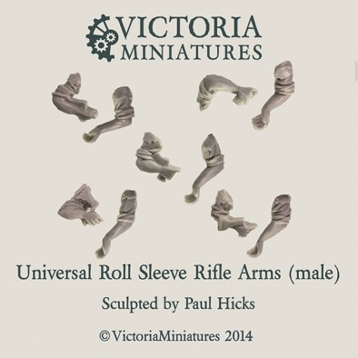 Universal Roll Sleeve Rifle Arms Male