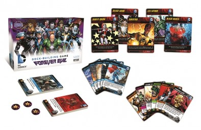 dc forever evil game contents