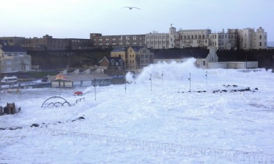 portstewart Northern Ireland as of 2pm today