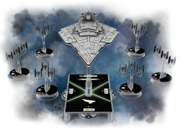 how to choose objectives in star wars armada