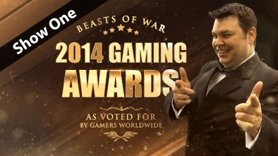 Beasts of War 2014 Gaming Awards: Show One