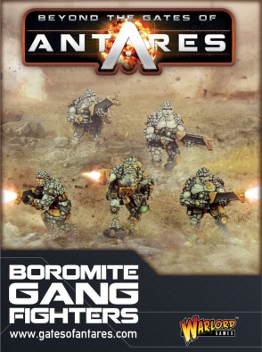Boromite Gang Fighters