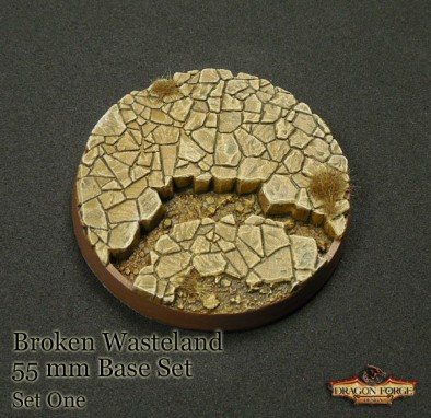 Broken Wasteland 55mm
