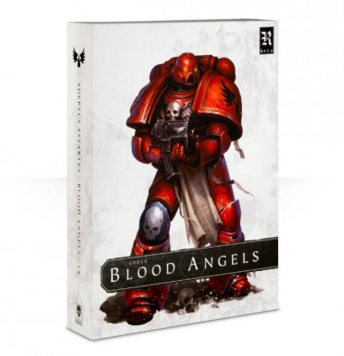 Codex Blood Angels (Ltd)