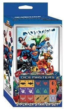 DC Justice League Dice Masters