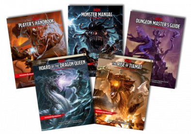 D&D 5th Edition Products
