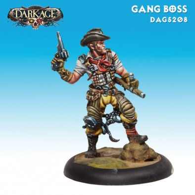 Dark Age Gang Boss