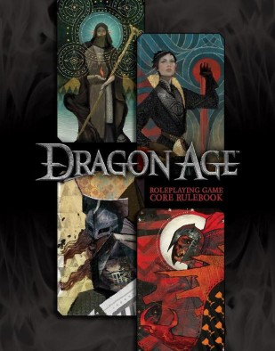 Dragon Age Core Role-Playing Book