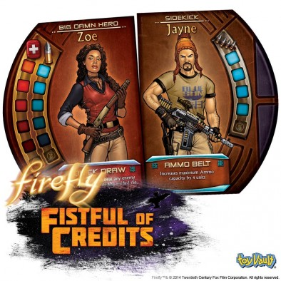 Fistful of Credits (Characters)