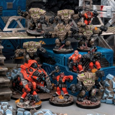 Forge Fathers #1