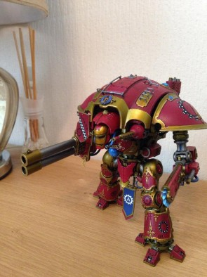 Iron Man Imperial Knight