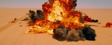 Mad Max Explosions