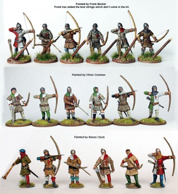 Painted Archers