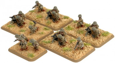 Tzanhanim Machinegun Platoon