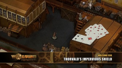 Wolsung Stratagems: Thorvald's Impervious Shield
