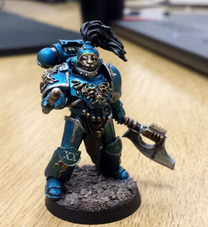 Alpha Legion Marine