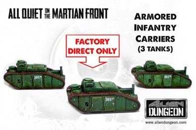 Armoured Infantry Carriers
