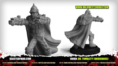Unboxing WWX: Dr. Tumblety