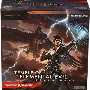 Elemental Evil Board Game