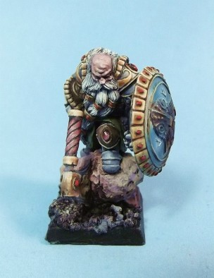 Dwarf (Painted Front)