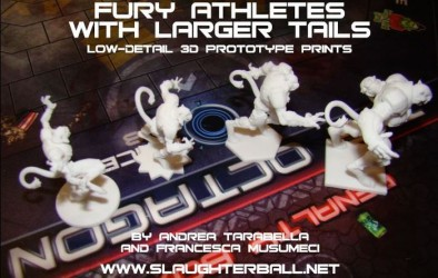 Fury Athletes