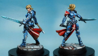 Infinity limited Edition Version of Joan of Arc