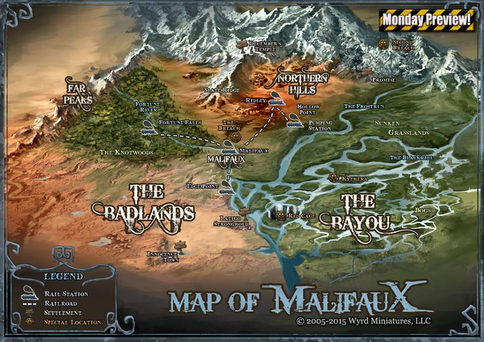 Breachside map previewed for the world of malifaux beasts of war malifaux breachside gumiabroncs Gallery