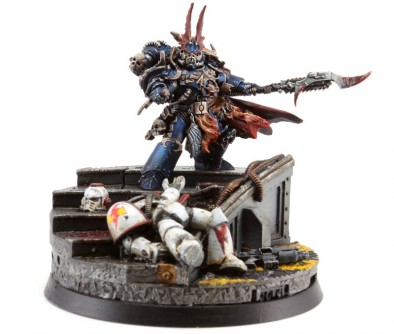 SEVATAR, FIRST CAPTAIN OF THE NIGHT LORDS #2