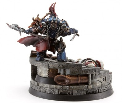 SEVATAR, FIRST CAPTAIN OF THE NIGHT LORDS #3